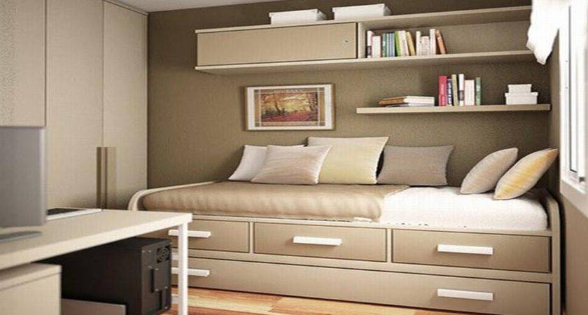 Small Bedroom Color Selection Guide Inertiahome