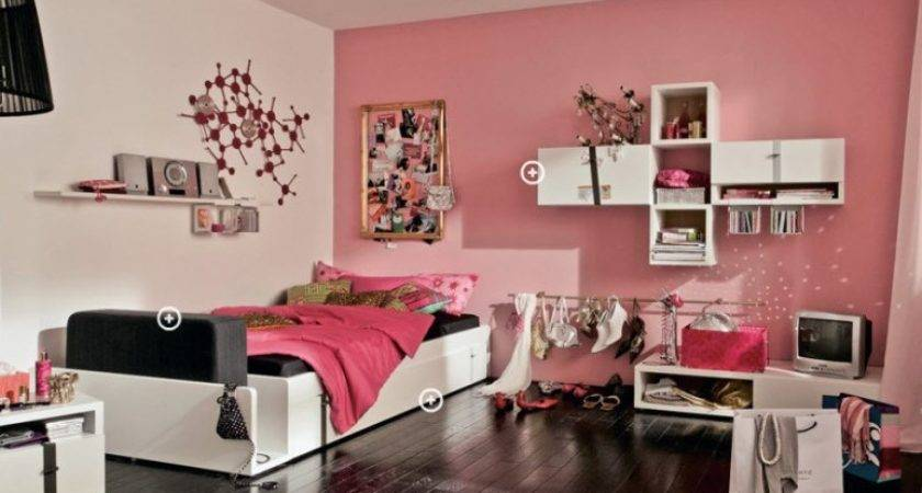Small Bedroom Ideas Teenage Girls