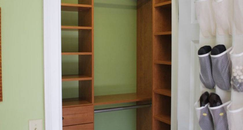Small Closet Home Design Ideas Remodel Decor