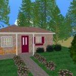 Small Cozy Home Plans