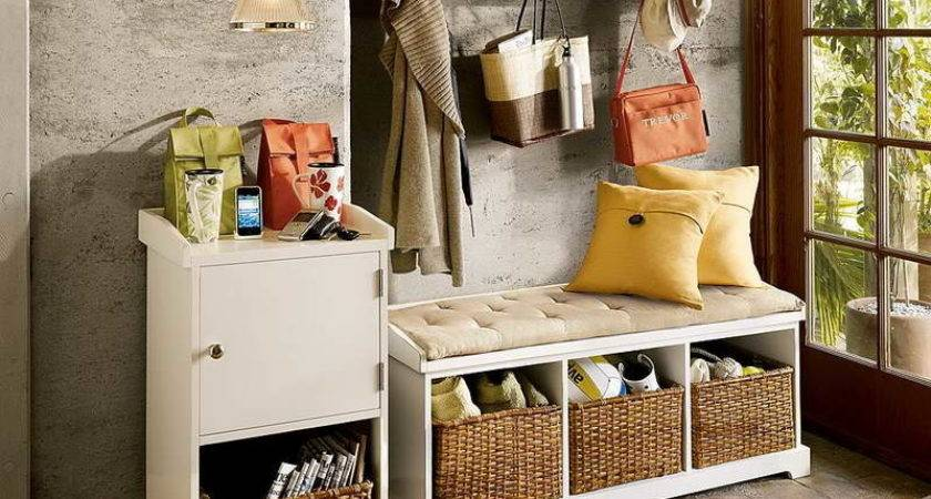 Small Entryway Bench Ideas All
