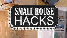 Small House Hacks Maximize Enlarge Your Space