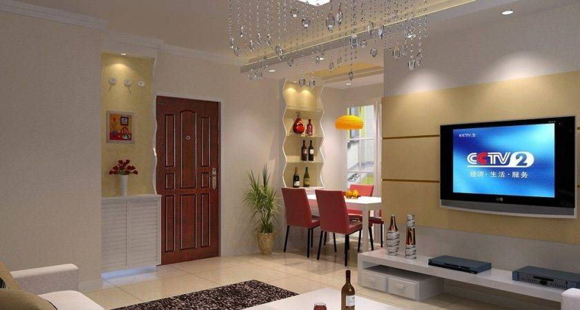Small House Simple Interior Design Living Room