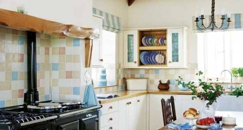 Small Kitchen Designs Spacious Dining Area