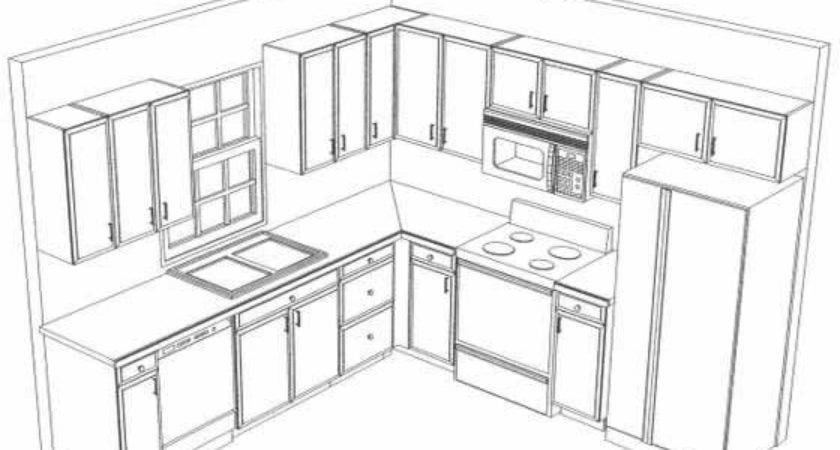 Small Kitchen Layout House Decorating