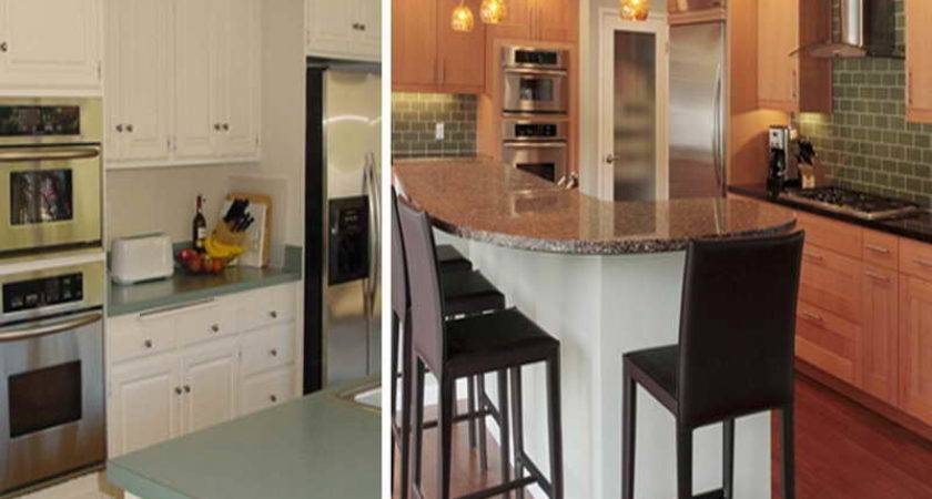 Small Kitchen Renovation Ideas Before After Room