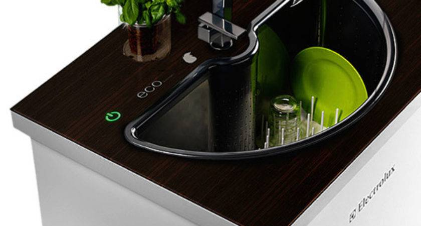 Small Kitchen Sink Smart Home