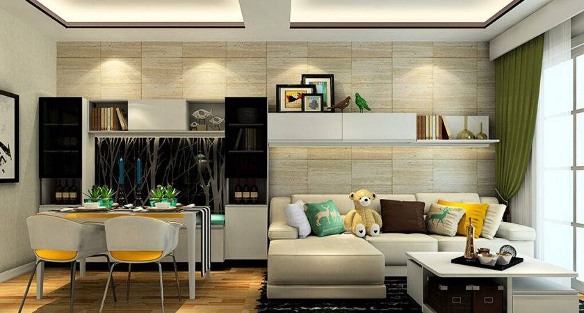 Small Living Room Dining Modern House
