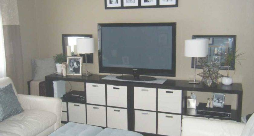 Small Living Room Storage Solutions Solution