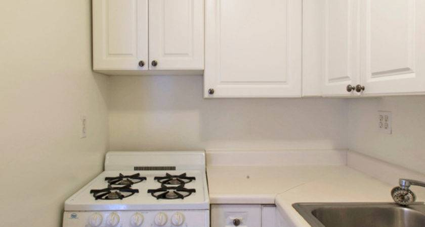Small One Sided Galley Kitchen Onesided Story Stylish