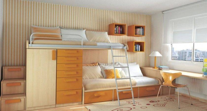Small Room Storage Solutions Office