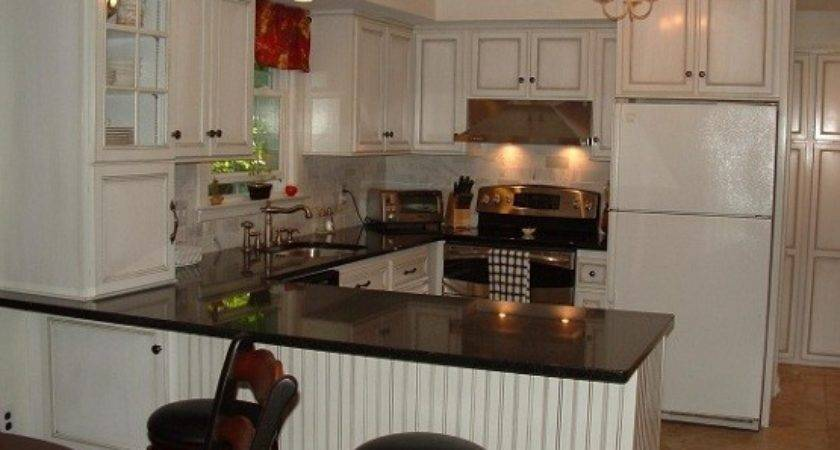Small Shaped Kitchen Designs More Effective