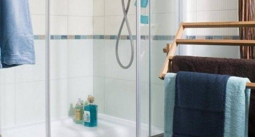 Small Shower Ideas Bathrooms Limited Space
