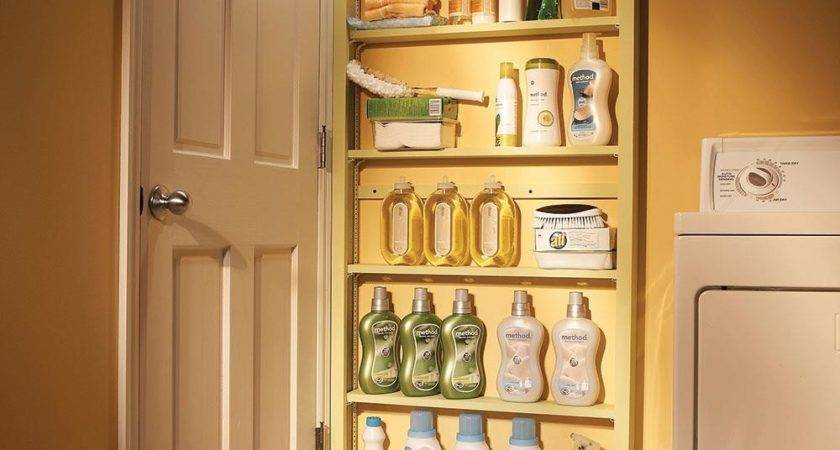 Small Space Laundry Room Organization Tips