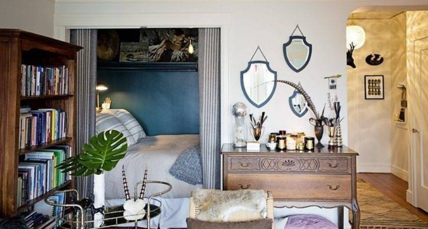 Small Spaces Wonderful Maximalist Decorating Curbed