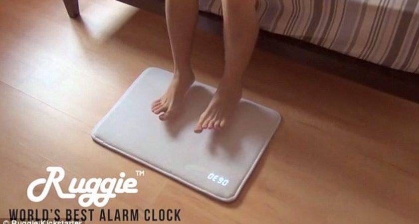 Smart Alarm Rug Only Stops Chiming