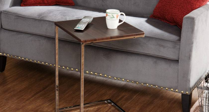 Sofa Table Seen Portable