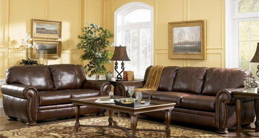Sofas Brown Sofa Leather Cover Classic Rugs Glass Table