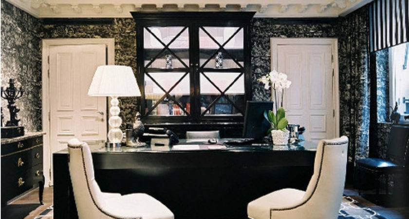 Sophisticated Glam Home Office Flickr Sharing