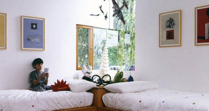 Spaces Shared Bedroom Ideas