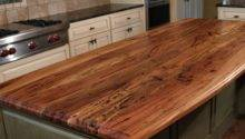 Spalted Pecan Wood Countertop Devos