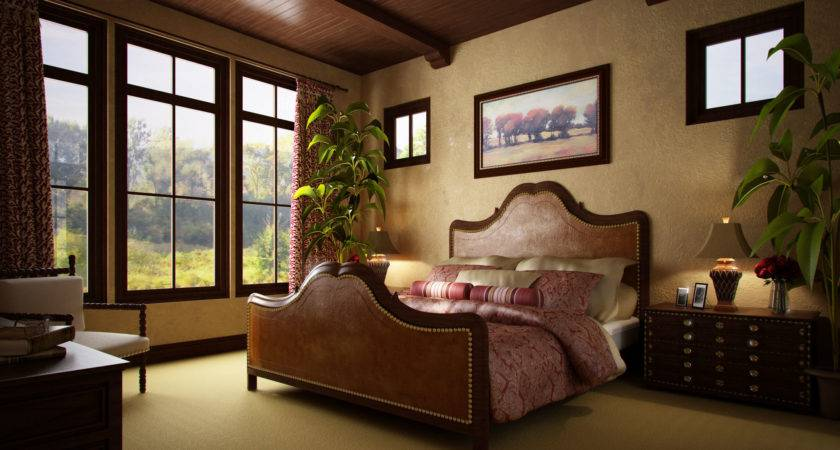 Spanish Style Bedrooms Home Design