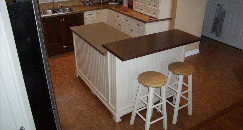 Spectacular Building Kitchen Island Bar Beaded Shaker