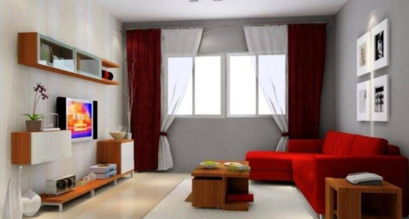 Spectacular Gray Red Living Room Photos Homes