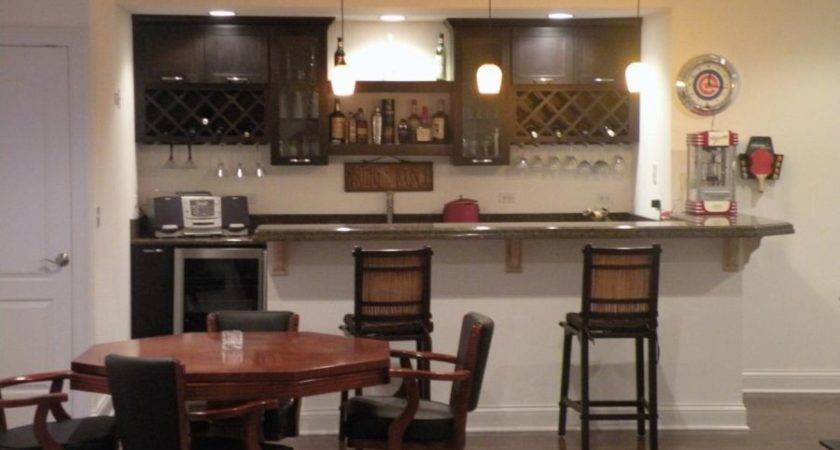Spice Your Basement Bar Ideas Beautiful Space