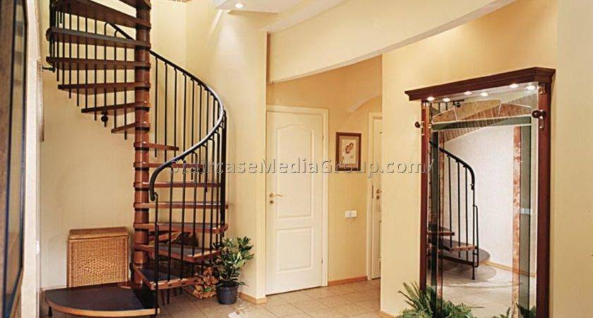 Spiral Staircase Decorating Ideas Callforthedream
