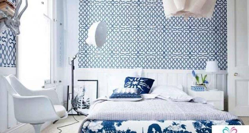 Splendor Blue Bedrooms Decorating Ideas Bedroom