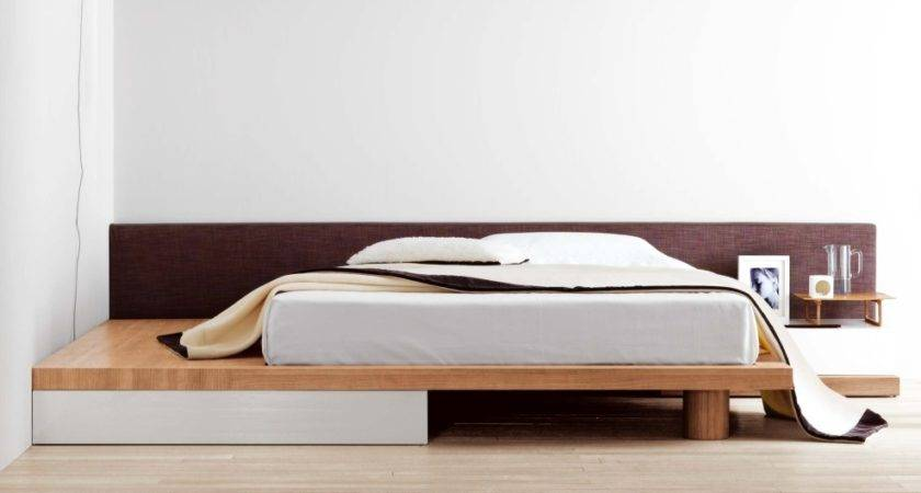 Square Modern Bed Contemporary Beds Furniture