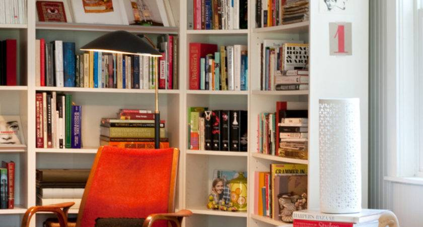Staggering Ikea Billy Bookcase Decorating Ideas