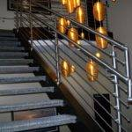 Stainless Steel Railings Stairs