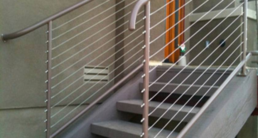 Stainless Steel Wire Raiing Cable Balustrade Tension