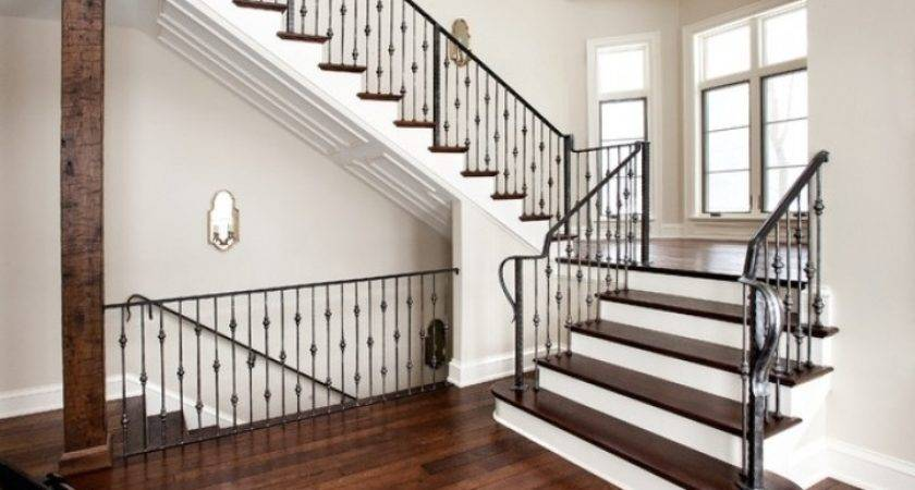 Stair Railing Traditional Staircase Milwaukee