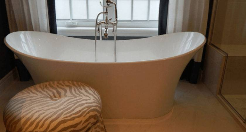 Standalone Bathtubs Truly Stand Alone