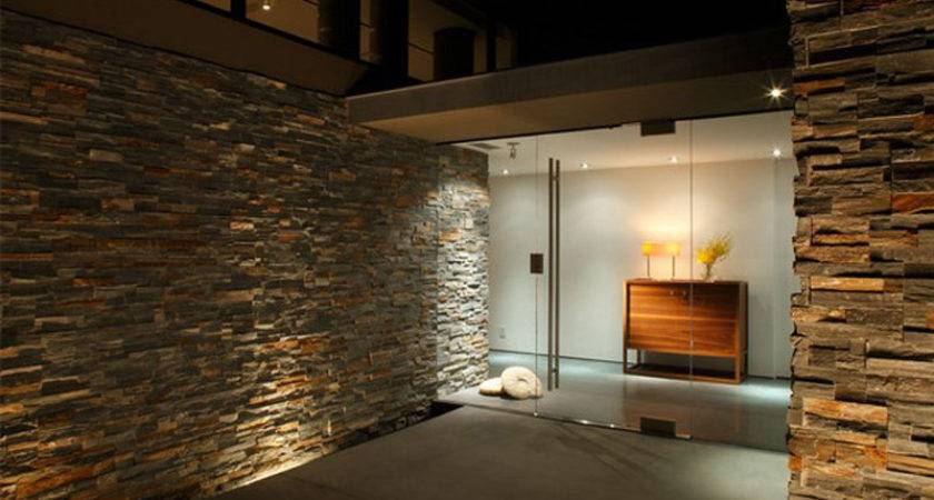 Stone Wall Interior Smalltowndjs