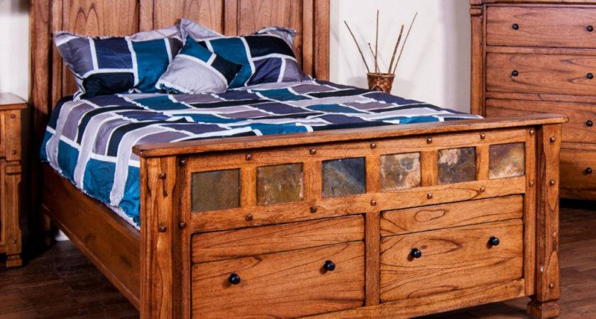 Storage Bedroom Furniture Vintage Inspired