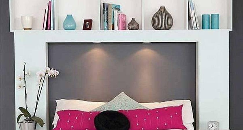 Storage Headboard Homesource
