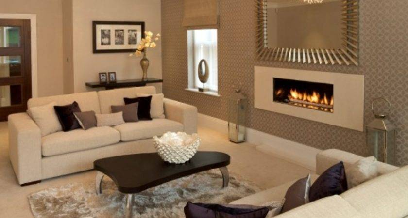 Stunning Brown Living Room Ideas Design