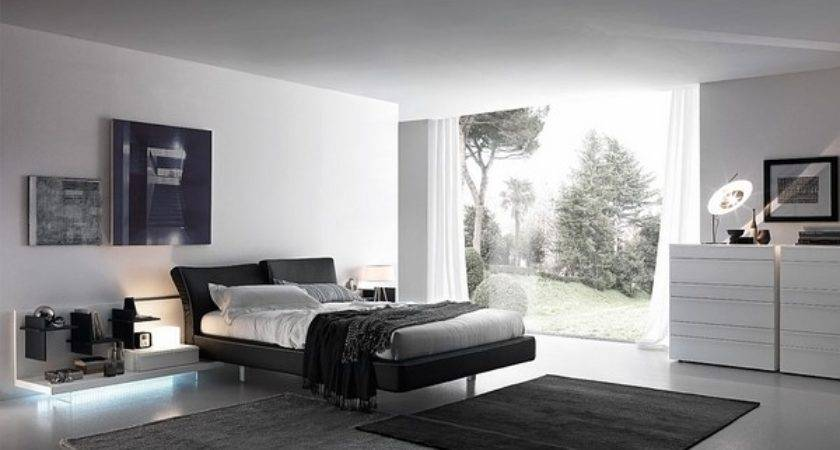 Stylish Bed Design Interior Modern Bedroom