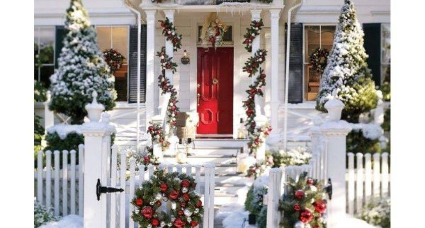 Stylish Christmas Decorating Ideas Indoor Outdoor