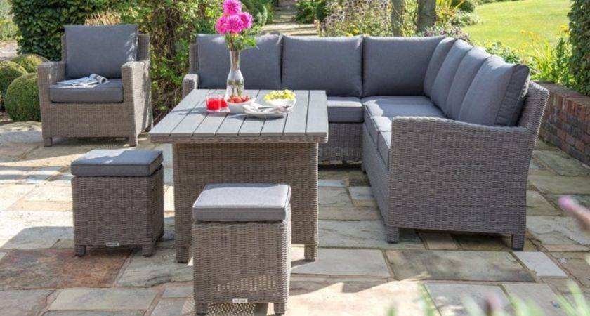 Stylish Options Wicker Patio Furniture Artenzo