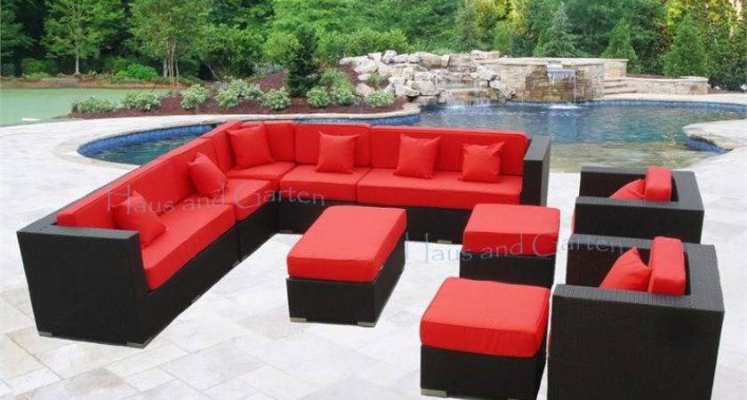 Stylish Sectional Patio Furniture Eurolounger Outdoor