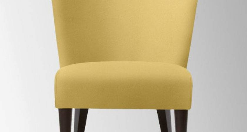 Sunny Yellow Furniture Finds Radiant Interior