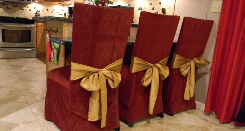 Sure Fit Slipcovers Style Holiday Home Makeover