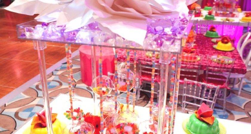 Sweet Shoppe Goodies Candy Party Lovely Events