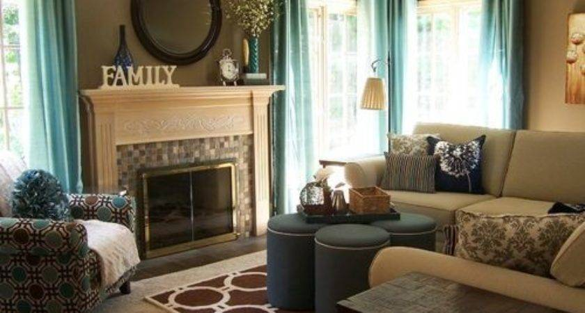 Taupe Living Room Ideas Remodel Decor
