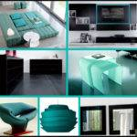 Teal Black Bedroom Popideas